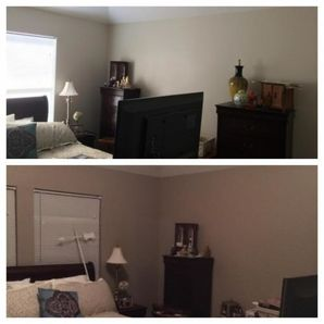 Before & After Interior Painting inThe Woodlands, TX (3)