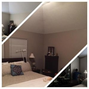 Before & After Interior Painting inThe Woodlands, TX (4)